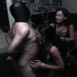 Carmen s latest captive. Carmen's latest captive falls prey to her desires