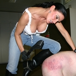 Every girl wants a pony  sultry carmen gets her pony when she disciplines her slave at work. Sultry Carmen gets her pony when she disciplines her slave at work